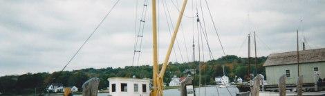 dragger boat