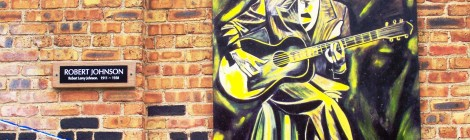 Robert Johnson mural