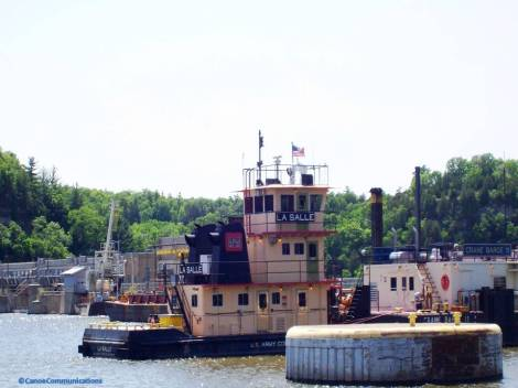 LaSalle Barge