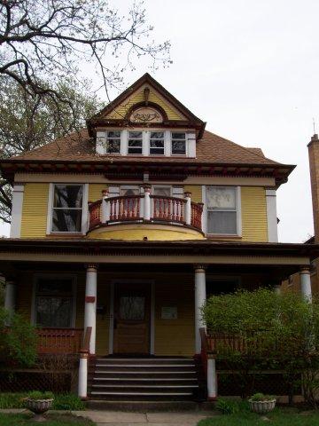 Oak Park house