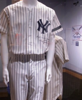 Reggie Jackson's Yankees uniform