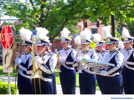 Lyons Township High School Band