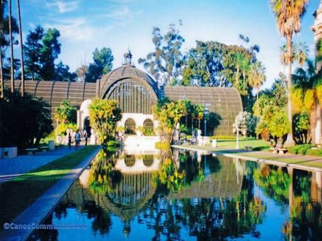 Botanical Building, Balboa Park, San Diego, California