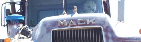 ghost trucker