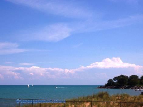 sail boats on lake