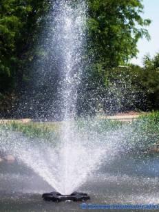 water fountain Friendship Park