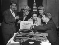 Bob Natkin, radio announcers
