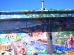 Fox River mural