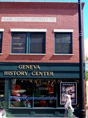 Geneva History Center