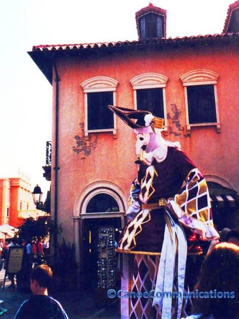 Venetian jester
