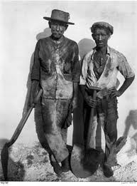 Walker Evans coal workers