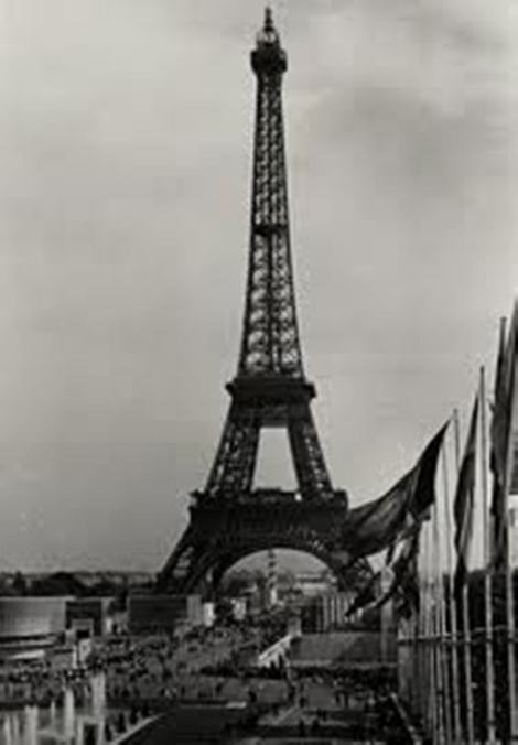 Eiffel Tower by Lincoln