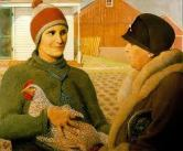 Appraisal by Grant Wood