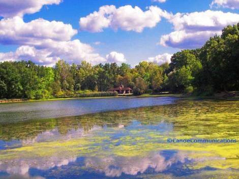 Herrick Lake landscape