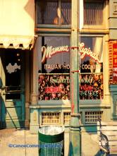 Mama Lugina's store