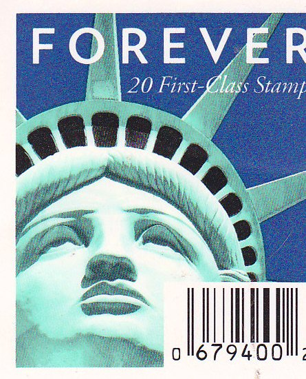 Statue of Liberty stamp