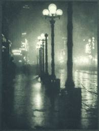 street lamps by Coburn
