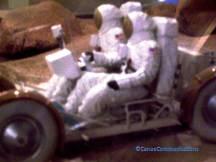 lunar vehicle model