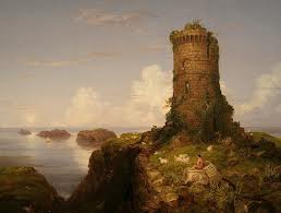 Tower by Thomas Cole