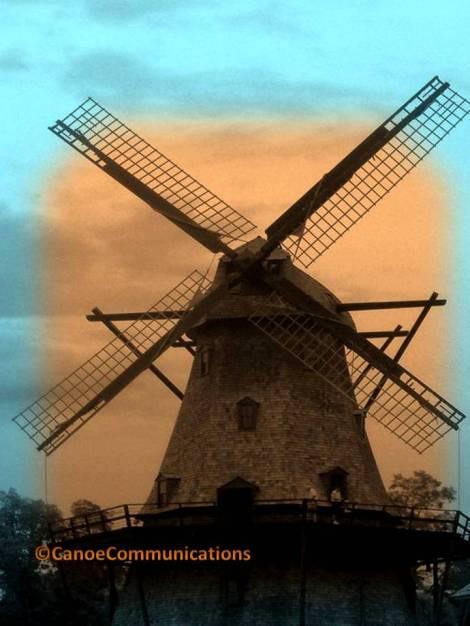 duotone windmill