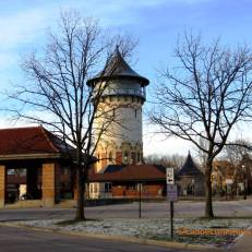 Riverside Train Station
