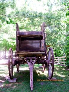 wood wagon