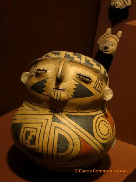 ancient Americas pottery