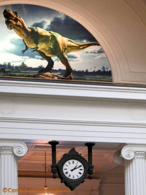Field Museum Clock