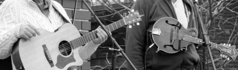 monochrome musicians