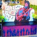 Marshall Tucker Band bench
