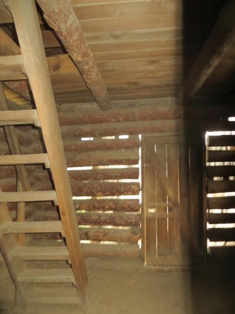 inside a fort