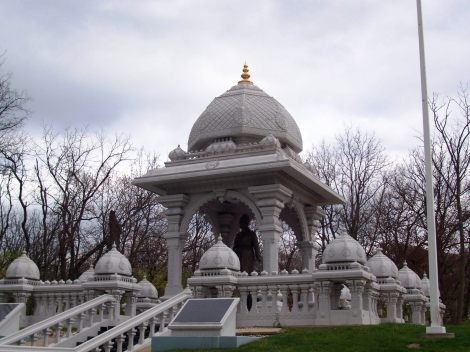 Hindu shrine