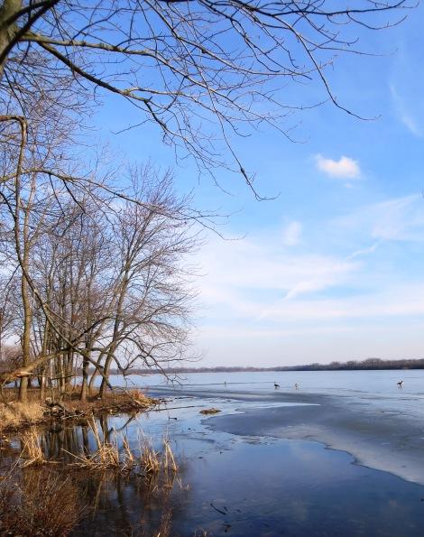 lakeside spot